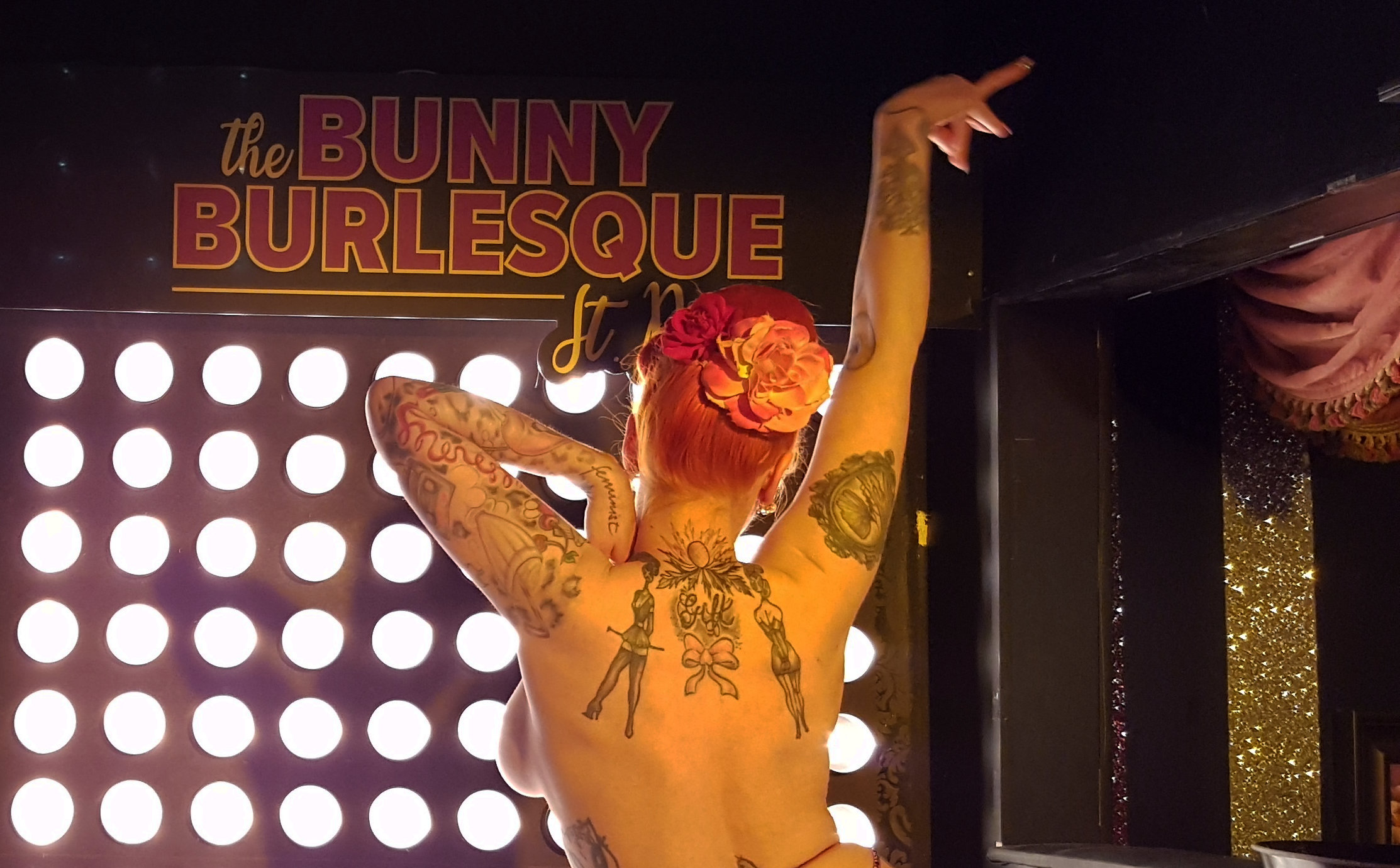 Hamburger Kiez, Bunny Burlesque